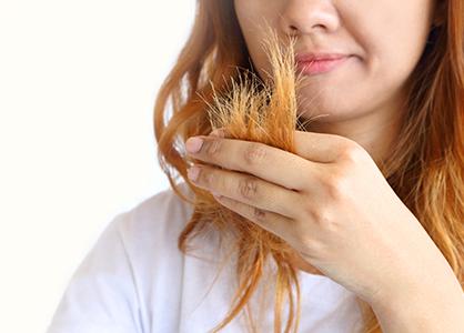 Proteiny - rodzaje i wpływ na włosy