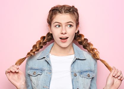 Puszące się włosy - domowe sposoby