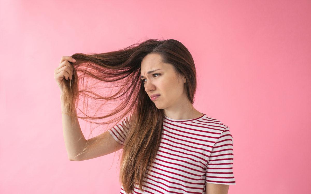 Pożegnaj przetłuszczające się włosy!