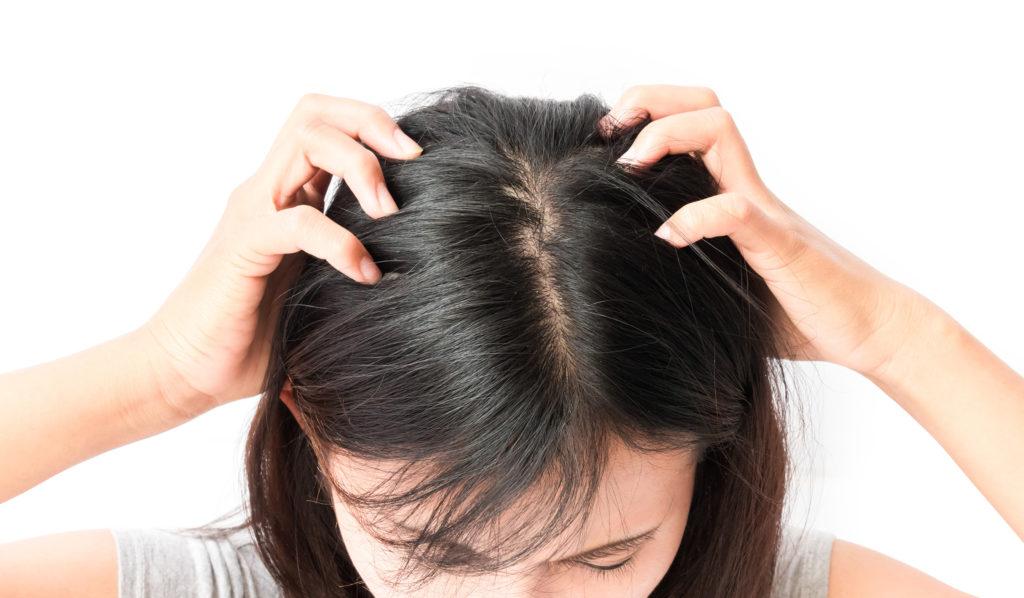 dziegiec na włosy - zastosowanie