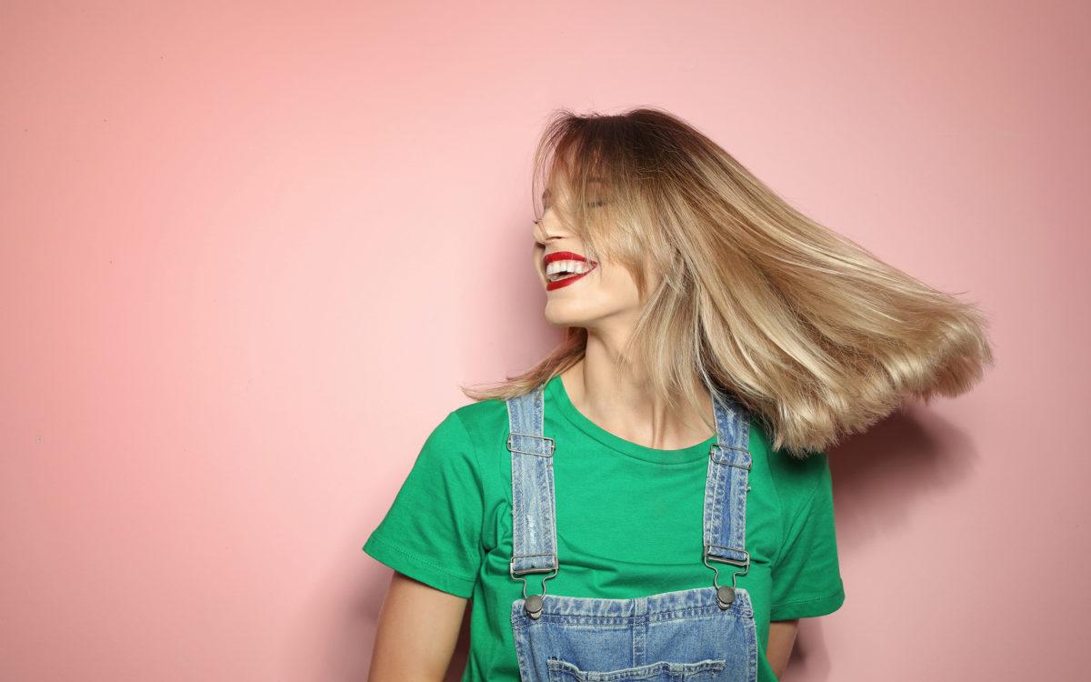 Nadaj ton rozjaśnionym włosom!