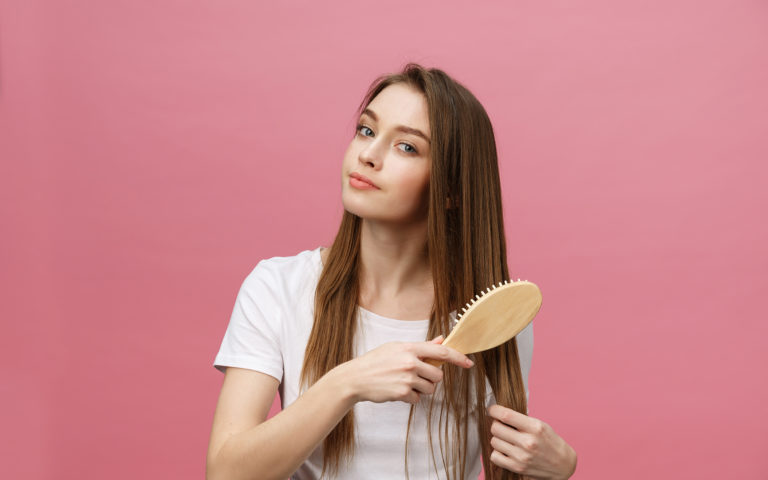 Rozczesywanie włosów? Teraz pójdzie Ci gładko!