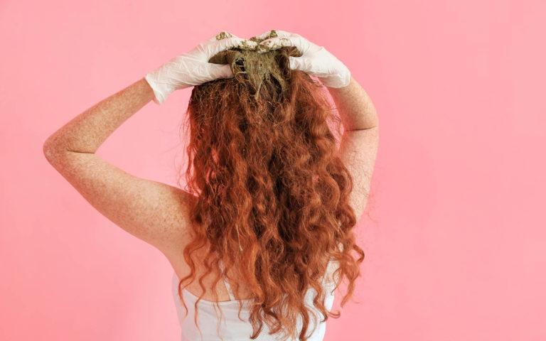 Hennowanie włosów
